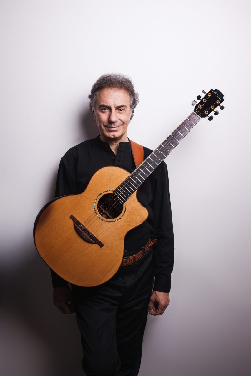 Pierre Bensusan French Songwriter